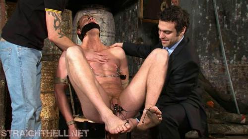 Gay BDSM Khaled-Gagged
