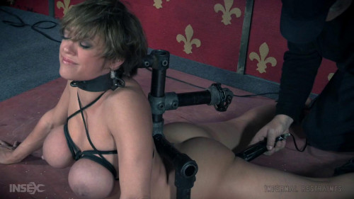 bdsm InfernalRestraints - - Jul 01, 2016 - Dee Williams