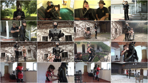 BDSM Latex The Bdsm sex movies pack KinkyPonygirl part 1