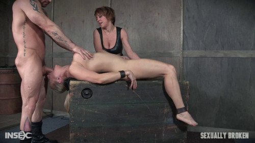 BDSM Angel Allwood