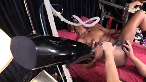 BDSM Steelwerks Female Chastity