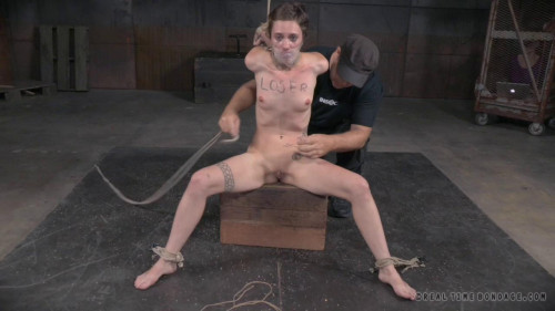 BDSM RealTimeBondage  Mercy West Abigail Dupree high