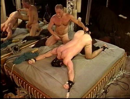 Gay BDSM Rough bondage collection