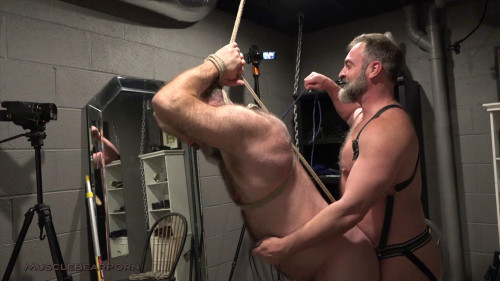 Gay BDSM Kristofer Weston, Will Angell