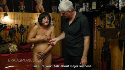 BDSM Rough Confession
