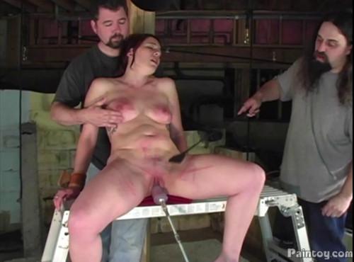 BDSM Paintoy with Eris