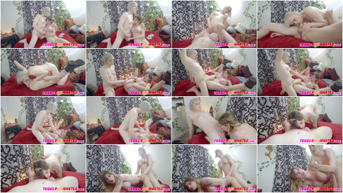 Transsexual Trans Discover Bareback Sex At The Temple 1080p
