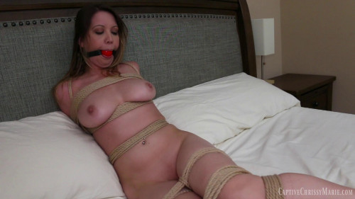 BDSM Chrissys After Shower Surprise