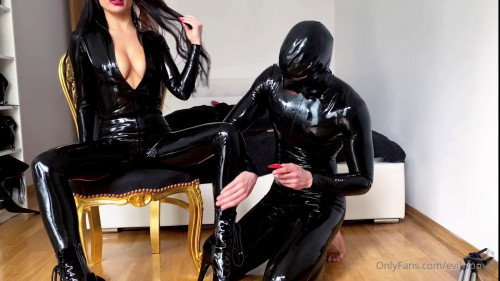 Femdom and Strapon OnlyFans Evil Woman Videos Part 5