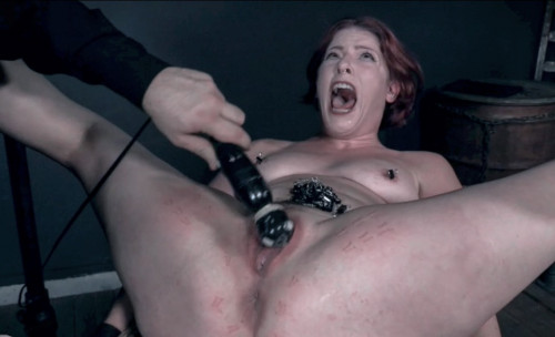 BDSM Kel Gets Used Like She Begs To Be