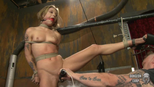 bdsm Alyssa Branch - High Intensity BDSM