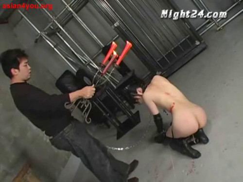 Asians BDSM Night24 part 174 scene 1
