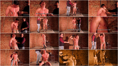 Gay BDSM Escort Boy Denis Final Part (2016)