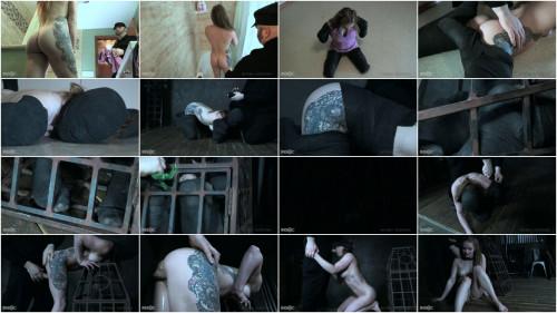 BDSM Tight bondage, torure and domination for very horny slavegirl Full HD1080