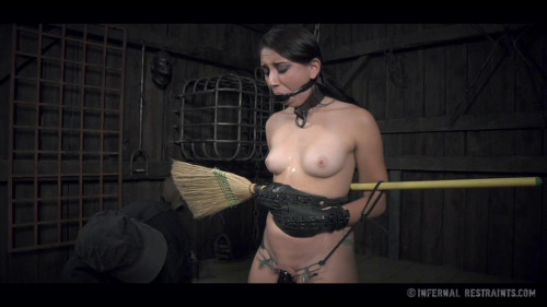 BDSM OT Takes Advantage Of Mandy's Desperation