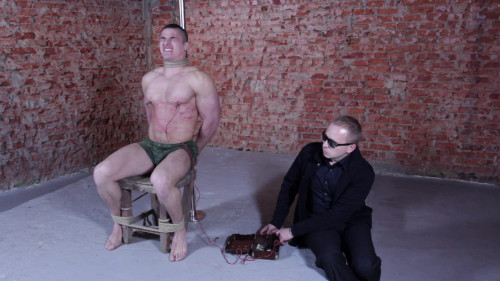 Gay BDSM Military Intelligence Officer - Final