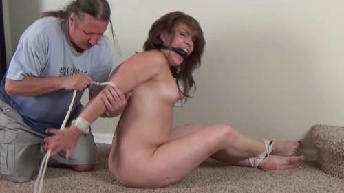 BDSM Elbow Bound To Tears