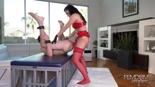 Femdom and Strapon Valentina Nappi and her pets. Compilations.