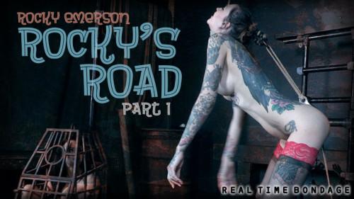 BDSM Rockys Road Part 1