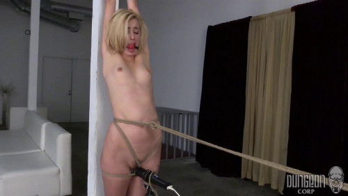 BDSM Leigh turns her around