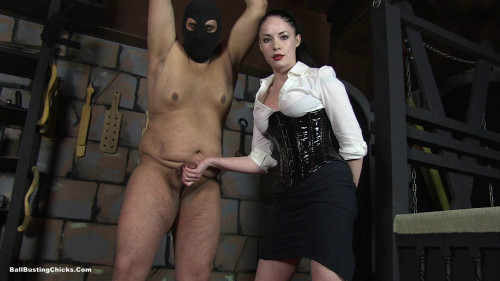 Femdom and Strapon Why Men Have Balls