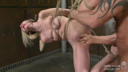 BDSM Hot Iron and Hard Ties Pt II