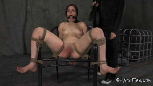 BDSM Juliette March and  Elise Graves  Cumface