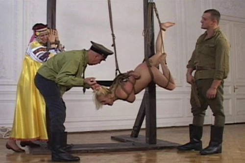 BDSM Russian Slaves Enjoy Hardcore Punishment