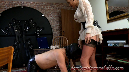 Femdom and Strapon Perfect Nice Sweet Full Magic Collection Of DominatrixAnnabelle. Part 5.