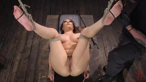 BDSM Carmen Valentina: The Brutal Bondage Basics!