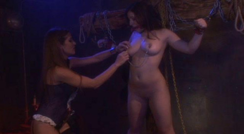 BDSM Pretty Girl Punished