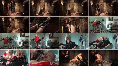 Femdom and Strapon Post Syonera Von Styx - Folterkabinett
