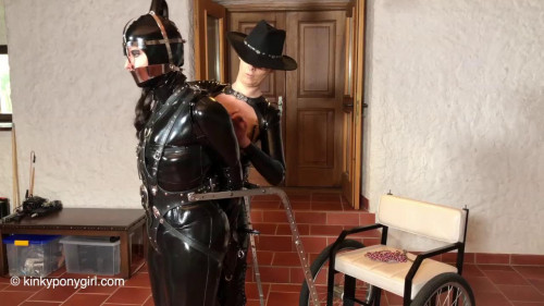 BDSM Latex HD Bdsm Sex Videos Slave Ponygirl