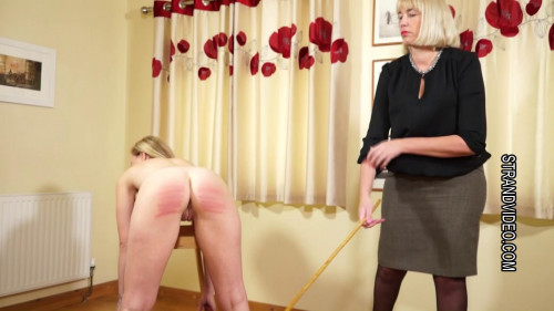 BDSM Standvideo - Punishing Police Woman Part 2