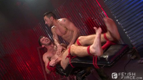 Gay BDSM Safeword - Tristan Phoenix, Jimmy Fanz