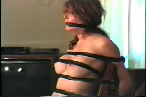bdsm Bound and Gagged - Tori Sinclair part 3