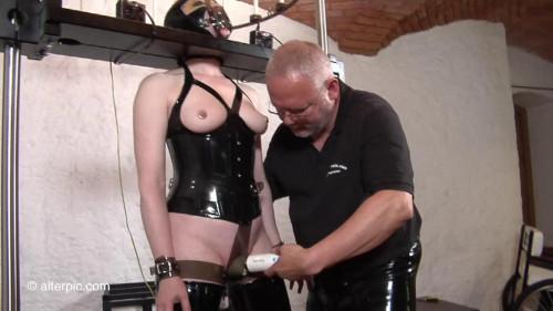 BDSM Alterpic - Double Penetration Electro Stimulation