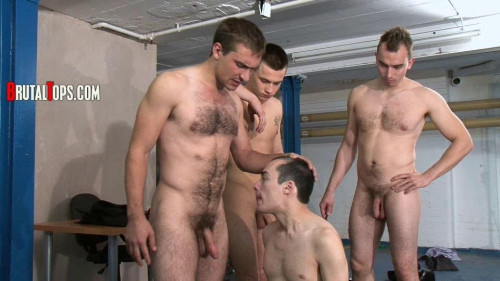 Gay BDSM Humiliating Gob And Snot Chokers (2013)