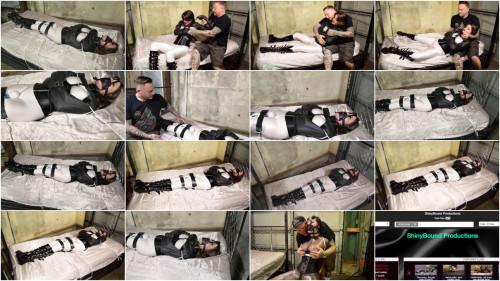 BDSM ShinyB - Raquel Roper.. Spandex Pleasure Prisoner