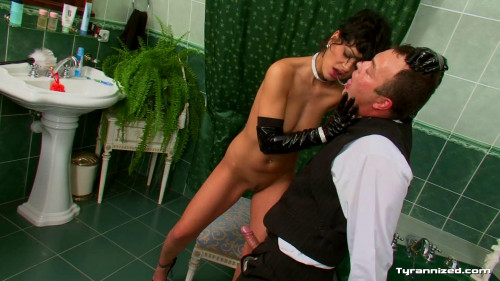 Femdom and Strapon Tera the Female Tyrant - Full HD 1080p