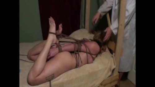 bdsm Bella Bed tie