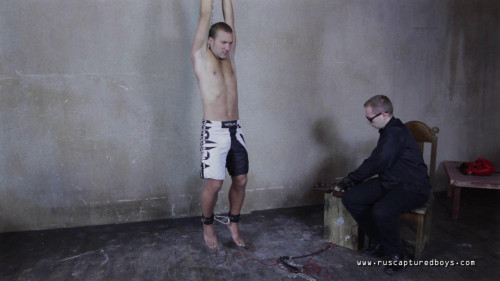Gay BDSM Mixfighter Anatoliy - Part II