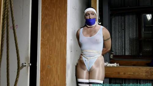 BDSM Wenona Statue Training
