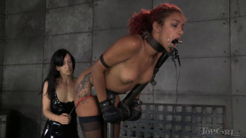 bdsm TG - Sep 26, 2014 - Pushing Daisy - Daisy Ducati and Elise Graves - HD