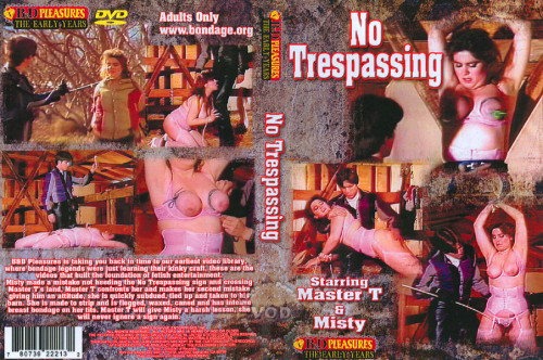 bdsm No Trespassing (1986)