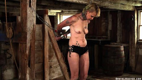 BDSM The Pig balls and ass holes