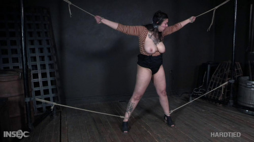 BDSM Hardtied Ella Jane