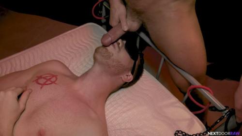 Gay BDSM Dacotah Red, Jake Porter