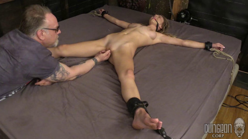 BDSM Beast Punishing Beauty part 4