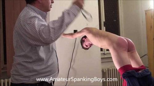 Gay BDSM SpankingBoysVideo - Davide Whipping